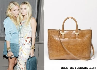 Bolsos de lujo de Mary Kate y Ashley Olsen