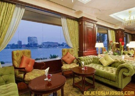 Espectacular Hilton Zamalek Residence Cairo