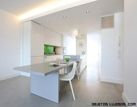 Apartamento reformado en Luxemburgo