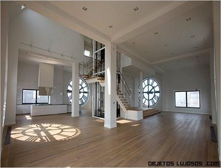 Apartamento torre de reloj en brooklyn for Remodelacion apartamentos pequenos