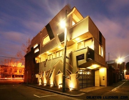 Apartamentos Graffiti en Melbourne