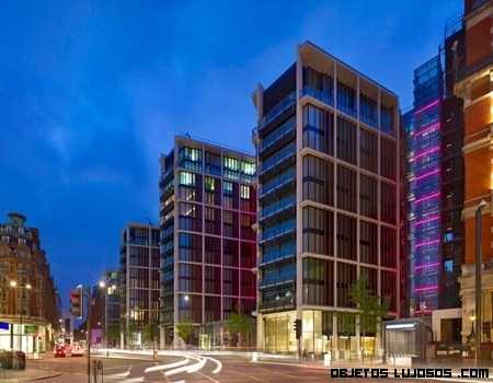 Los apartamentos más caros están en Londres