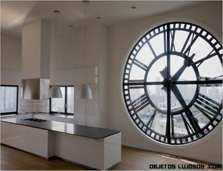 Apartamento torre de reloj en Brooklyn