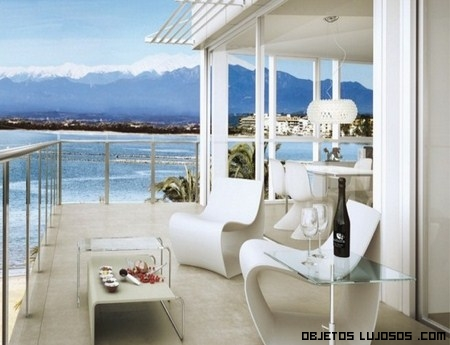 Apartamento de lujo en la costa brava - Decoracion apartamentos playa ...
