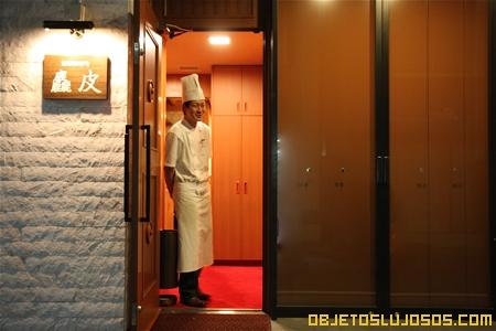 Restaurante más caro del mundo