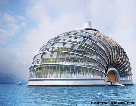 Hotel futurista Ark