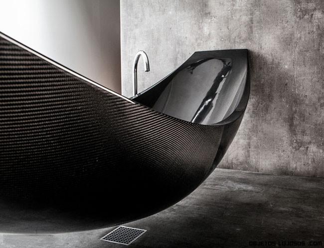 bañeras de lujo para famosos