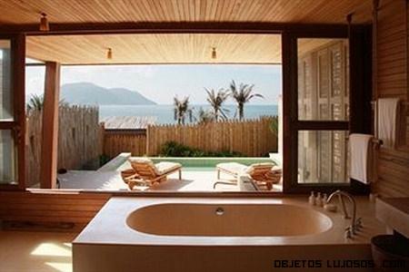 Unos resorts de lujo llamados six senses - Banos de hoteles de lujo ...