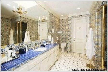 Interior de la vivienda de robbie williams - Ver casas de lujo por dentro ...