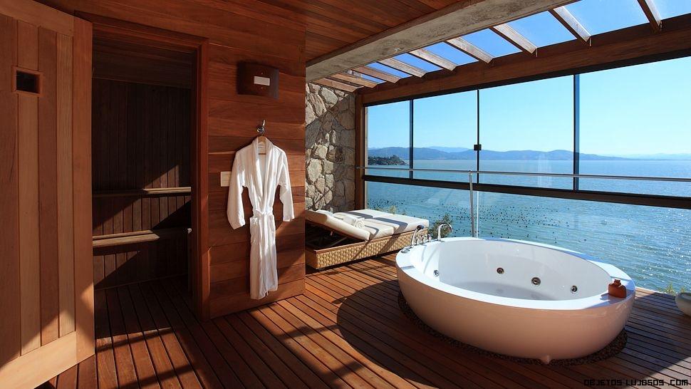 cuartos de baño con spa