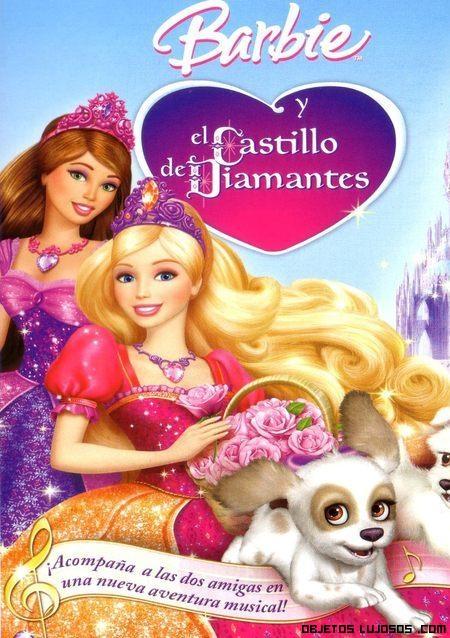 Barbie castillo Diamantes