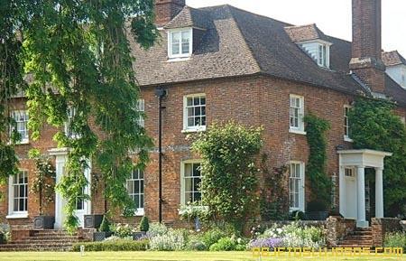 Battens House es un lujo inglés