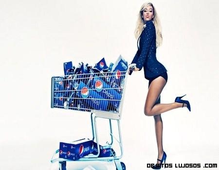 Un contrato de lujo para Beyoncé