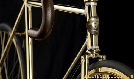 Bicicleta de oro 1