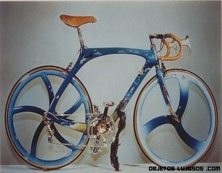Las bicicletas más caras
