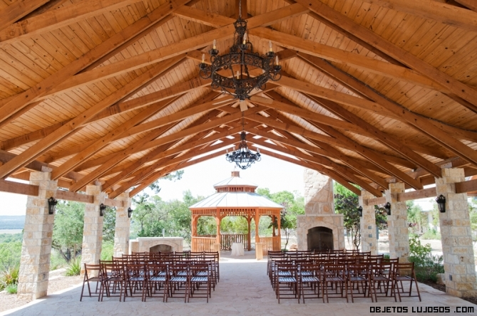 Riven rock ranch un lujo para tu vida for Texas ranch piani casa con portici