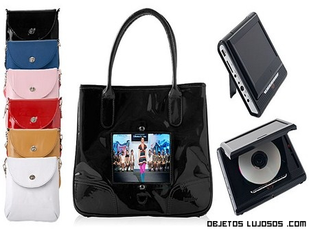 Bag Tv, un bolso original y de lujo