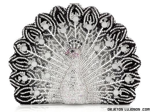 Bolsos con perlas lujosas