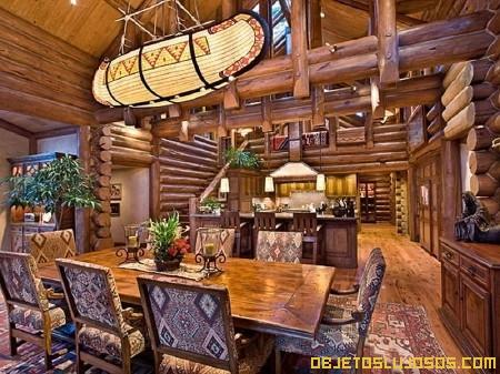 Bootjack ranch es la casa de un billonario for Casa tipo ranch