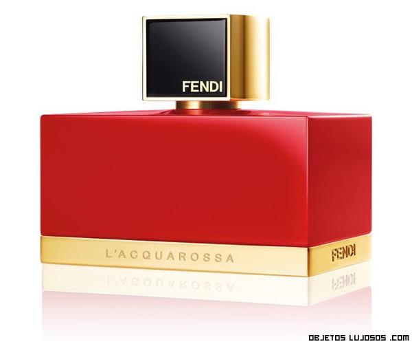 botes rectangulares de perfume