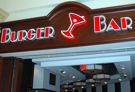 Hamburguesa más cara del mundo en el Mandalay Bay Hotel