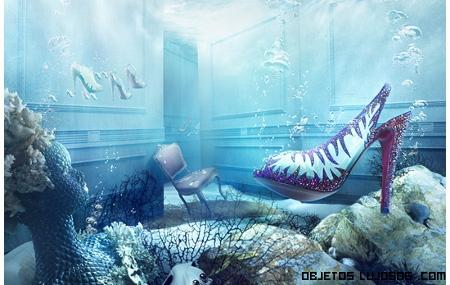 Zapatos con Estilo Louboutin