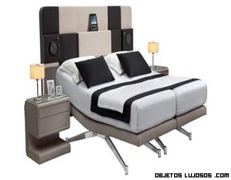Una cama pensada para tu iPad