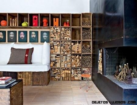 Una antigua carpintería convertida en Loft