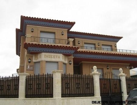 Casa de Andrés Iniesta