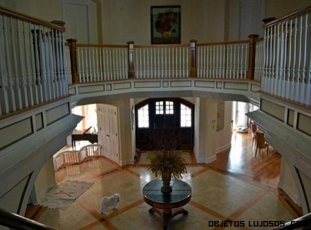 Mansi n de brian cohen - Escaleras de casas de lujo ...