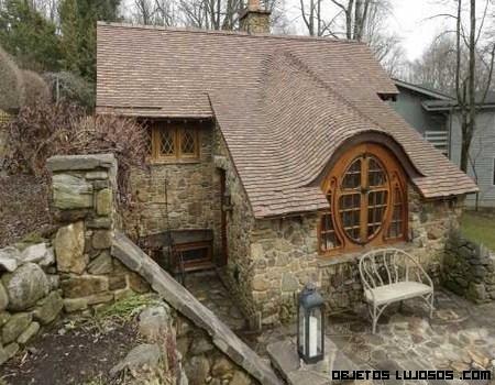 Casa Hobbit en Pensilvania