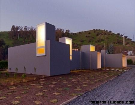 Casa Lucernas, otro concepto de ventanas