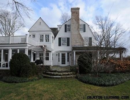 La casa que perteneció a Richard Gere