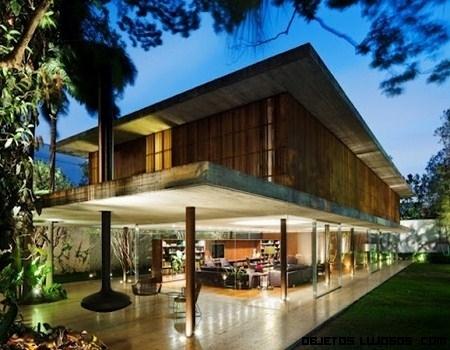 Casa Toblerone en Brasil