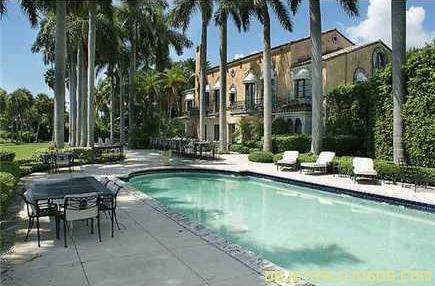 Mansión de Lujo en Miami Beach