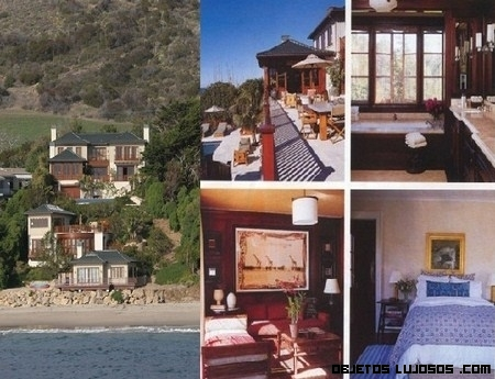 La casa de Cindy Crawford