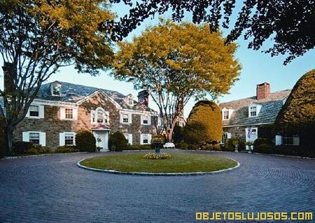 Casa de lujo valorada en millones