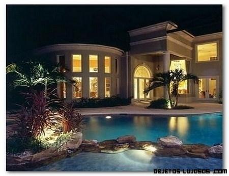 Casa lujosa de Messi