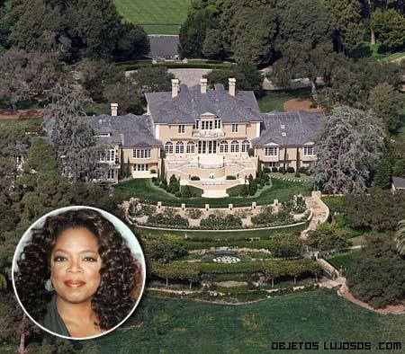 Casa de Oprah Winfrey