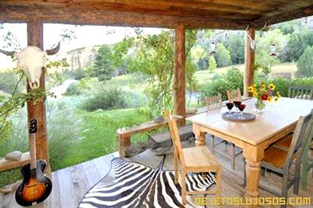 Val Kilmer vende su rancho de lujo