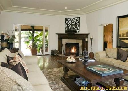 Winona ryder vende casa de lujo - Casas americanas interiores ...