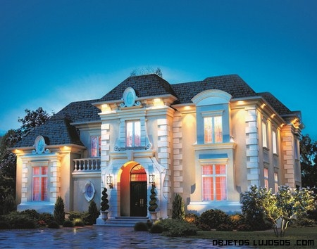 Mansiones restauradas de lujo for Casas mansiones de lujo