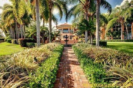 Casa de lujo en las bahamas y miami for Casas de lujo en miami