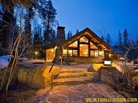 BootJack Ranch es la casa de un billonario