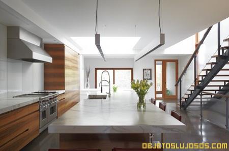 Casa ecológica de lujo