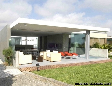 Casa de lujo en Perú