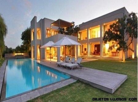 Casa moderna en Sudáfrica