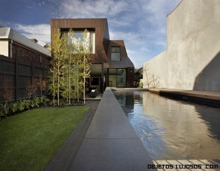 La casa Enclave una arquitectura moderna