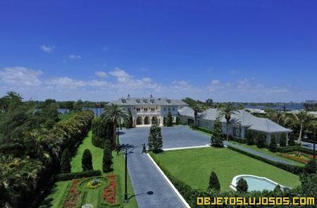 Casa valorada en casi 60 millones de Euros