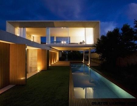 Casa Osler un modernimo lleno de estilo